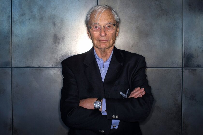 Silicon Valley venture capitalist Tom Perkins compared today's treatment of the wealthy to the persecution of Jews in Nazi Germany. He apologized for the remarks but said he stood by his message of class warfare.