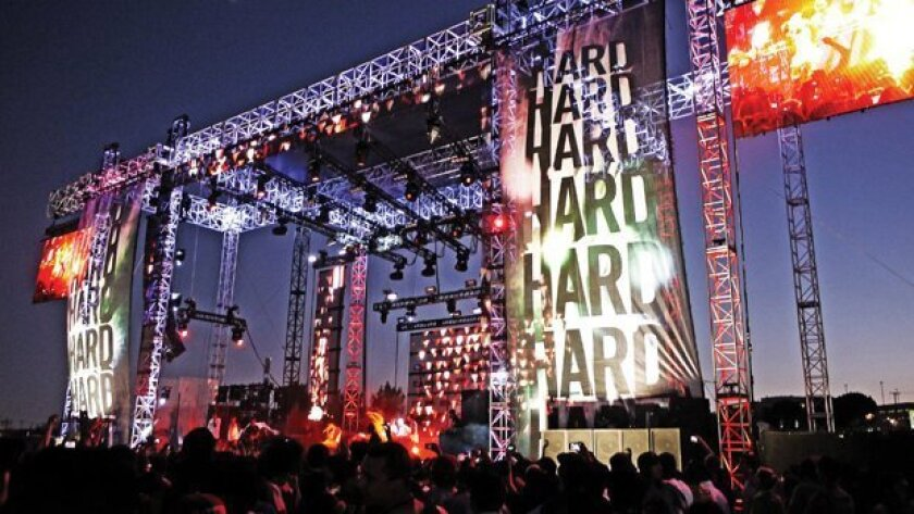 Hard Summer Fest returns to L.A. for two nights of hard electronic music August 3 & 4