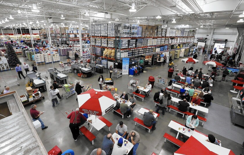 Some retailers, like Costco, above, make returns a breeze — you bring in the item, hand it over, show a receipt, get your money back: No questions asked.