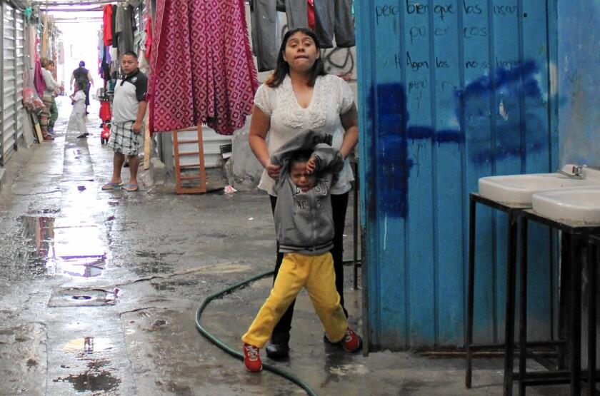 Mexico City quake anniversary