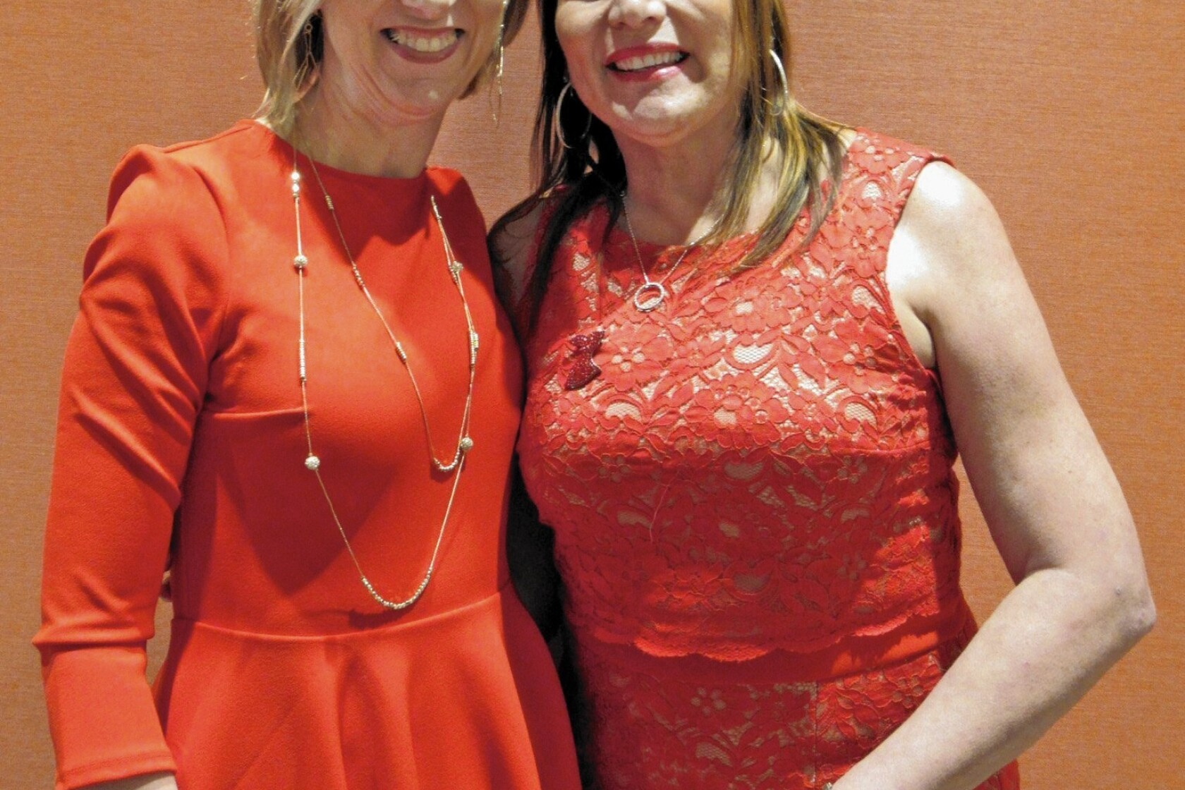The Crowd: 'Go Red' lunch held in the name of women's heart