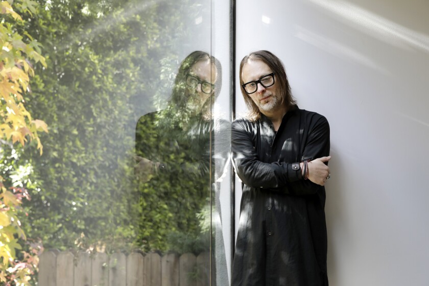 """Thom Yorke's new solo album is """"Anima."""""""