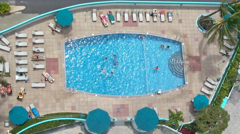 The Ilikai Hotel & Luxury Suites in Waikiki is one of the hotels open in Honolulu.