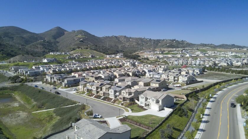 Photos of the new Harmony Grove Village in Escondido