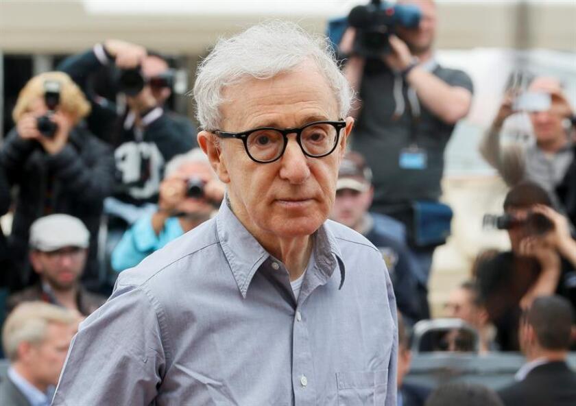El director estadounidense, Woody Allen. EFE/Archivo