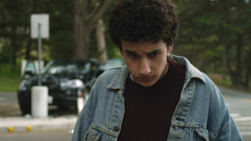 """Ben Konigsberg portrays Clark Rayman, who is trying to dodge his family's dysfunction, in the movie """"Quitters."""""""