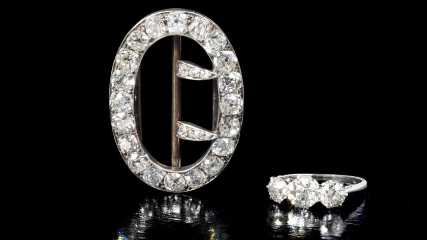 Agatha Christie's lost diamonds