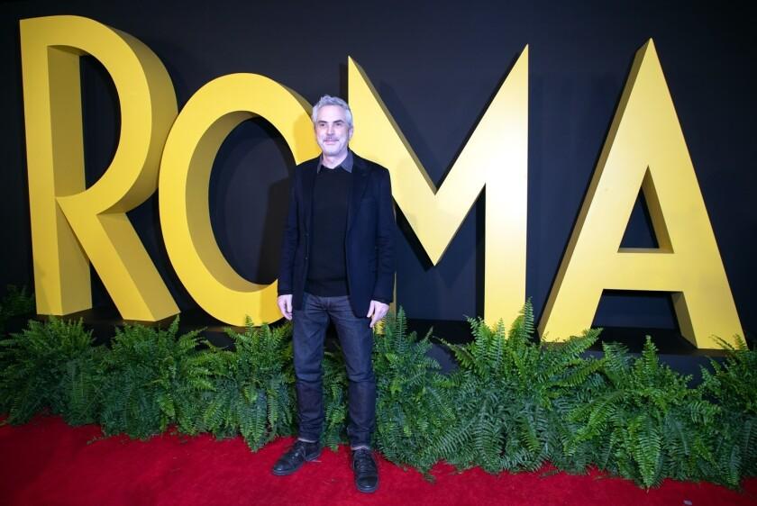 Alfonso Cuarón ofreció una sesión de preguntas y respuestas, la cual se transmitió por YouTube.