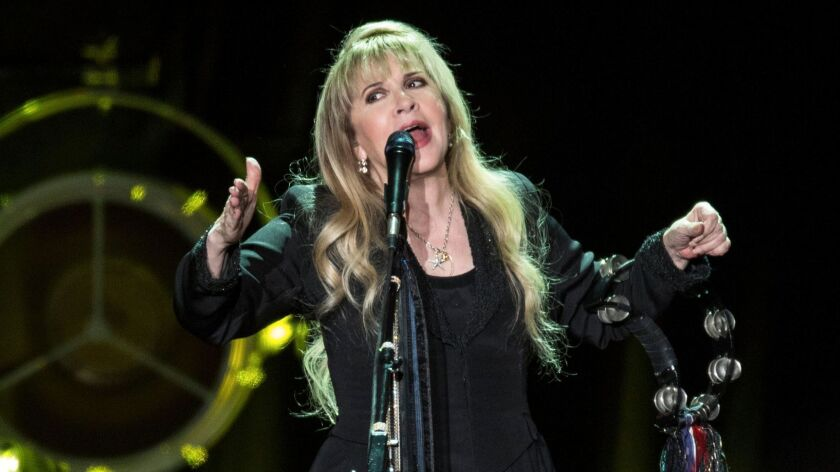Stevie Nicks opens a 'gothic trunk' of lost songs at the Forum - Los