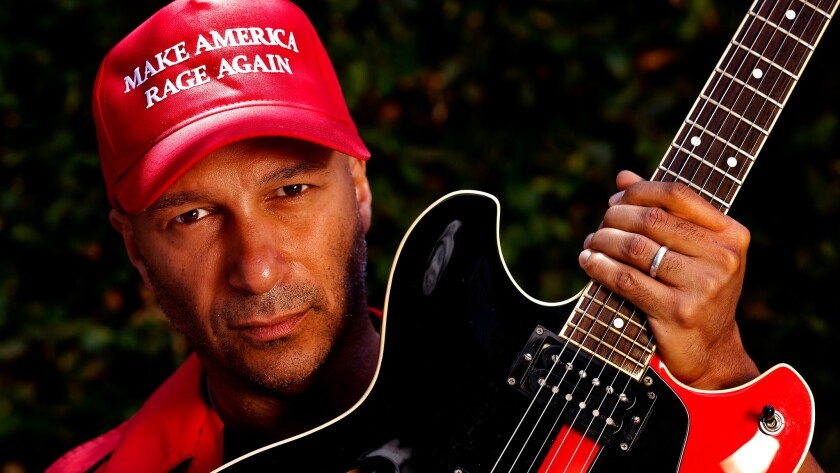 Tom Morello on why activism in music matters: 'Dangerous times