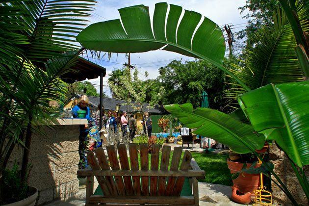 Riverside Flower Show & Garden Tours