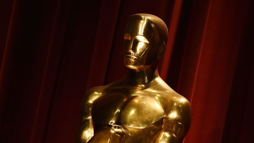 The 91st Academy Awards ceremony will take place at the Dolby Theatre in Los Angeles on Sunday, Feb. 24.