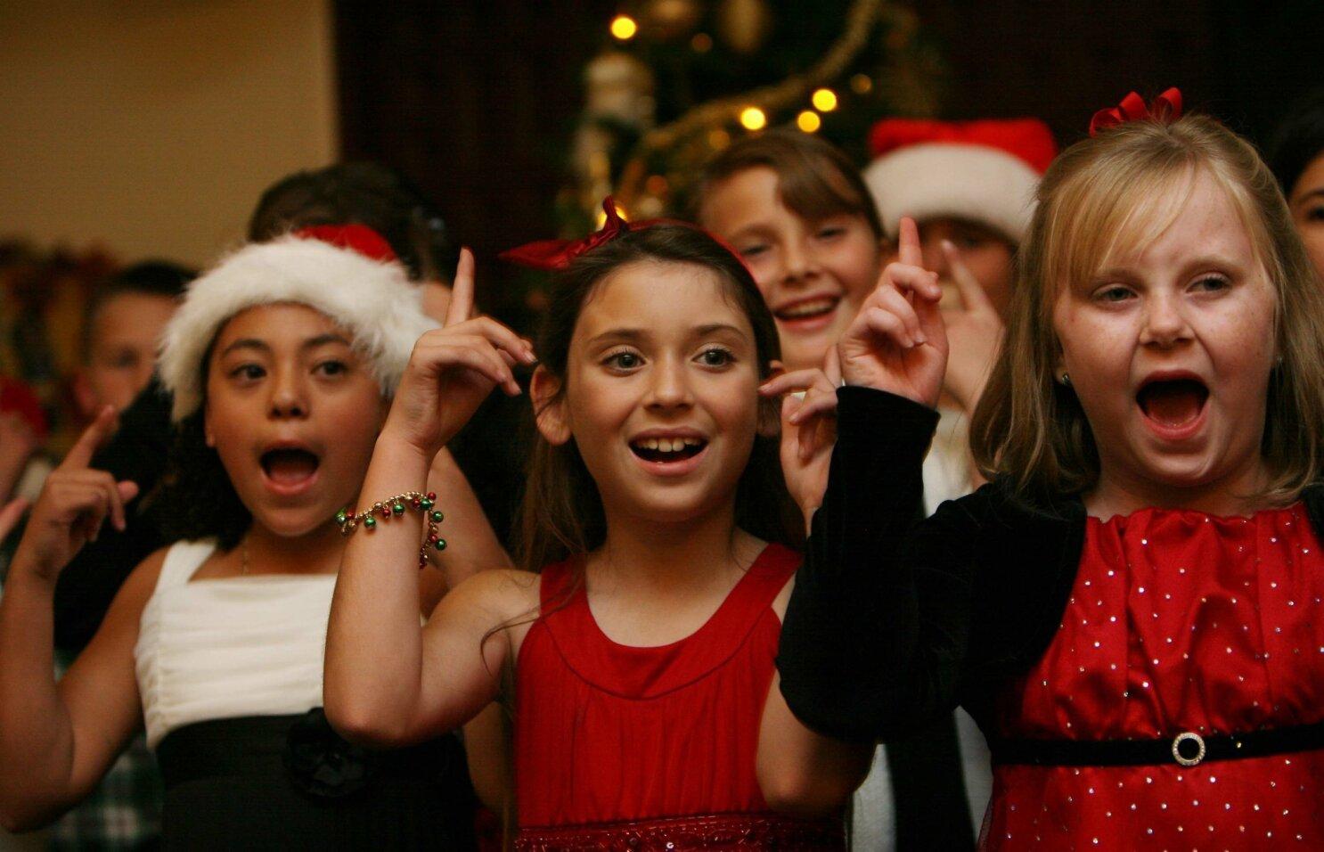 Christmas Eve Worship 2020 Near Menifee Ca MENIFEE: Students perform for Sun City Garden residents   The San