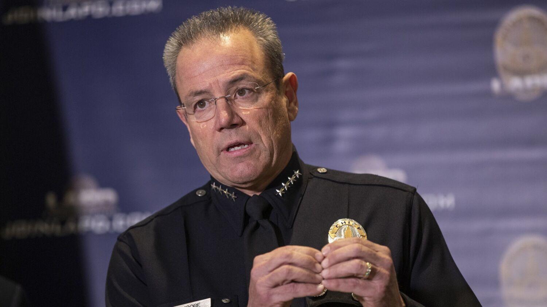 LAPD gang-framing scandal could have ripple effect on criminal cases