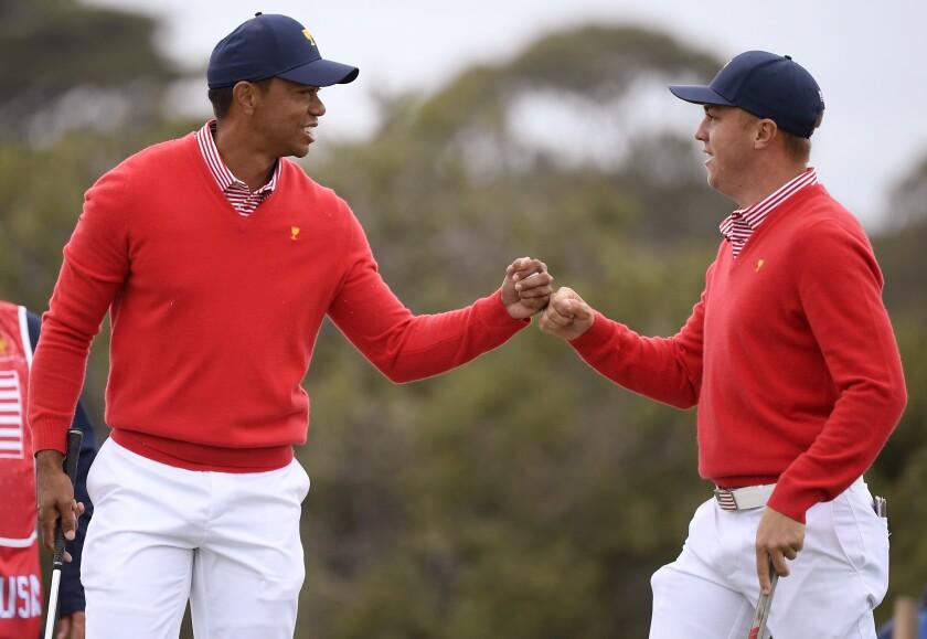 Australia President's Cup Golf