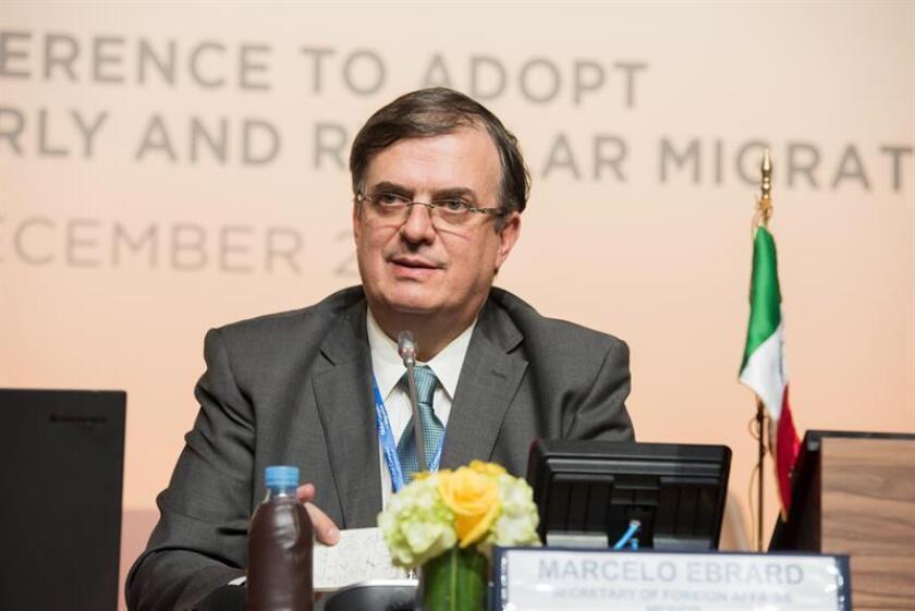 México humanizará trato para los más de 500.000 centroamericanos en tránsito