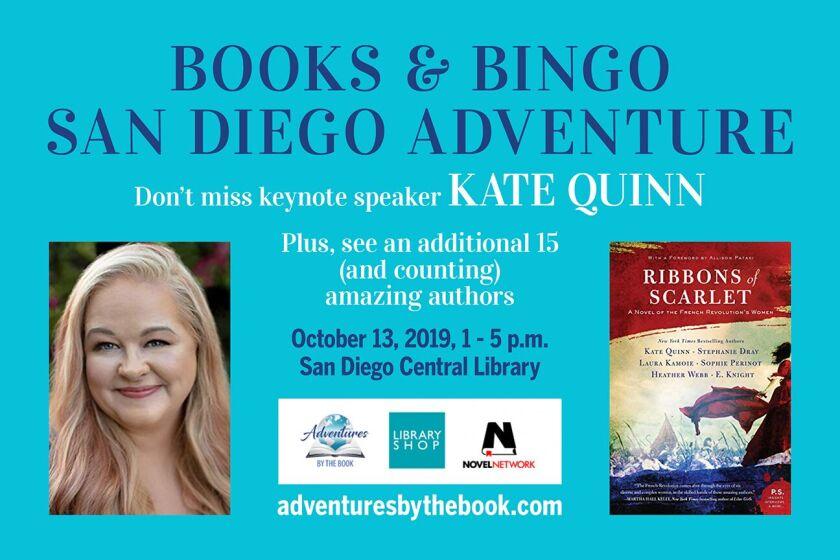 Books & Bingo