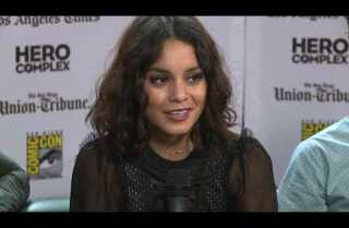 Comic-Con: Vanessa Hudgens and the cast of 'Powerless'