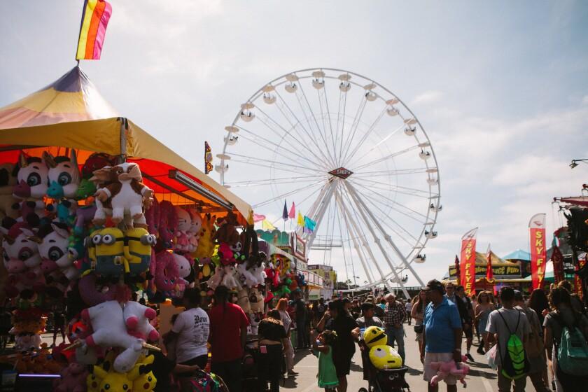 Feria del Condado de San Diego