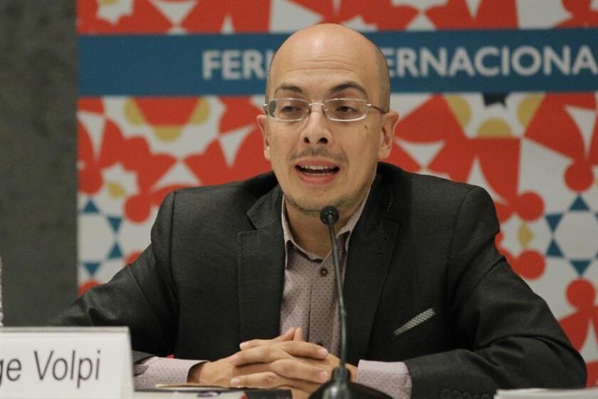 """La """"Generación del crack"""" murió con Ignacio Padilla, afirma el mexicano Volpi"""
