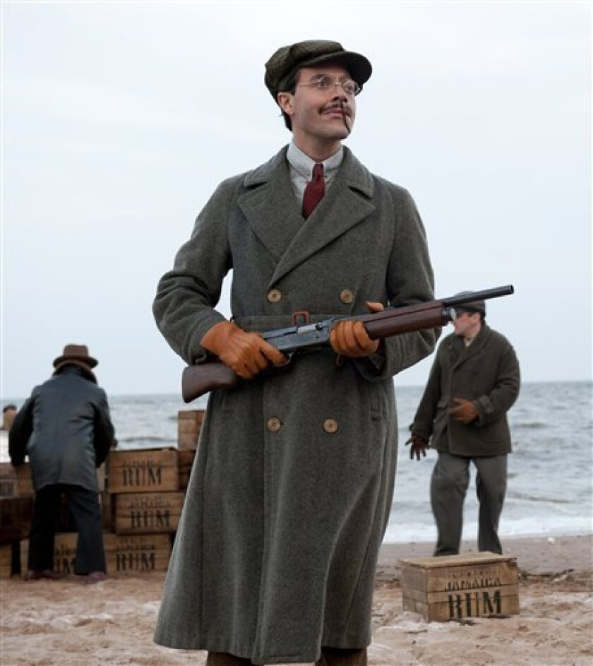 """In this image released by HBO, Jack Huston portrays Richard Harrow in a scene from the series """"Boardwalk Empire."""" As the series returns for its new season on Sunday at 9 p.m. EDT, Huston has been upgraded from recurring player to a regular cast member, while his character promises to be even more g"""