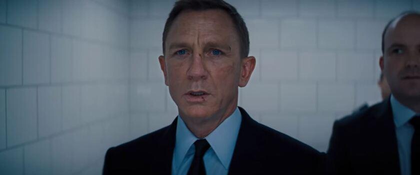 No Time To Die Trailer See Daniel Craig S Flashy Bond
