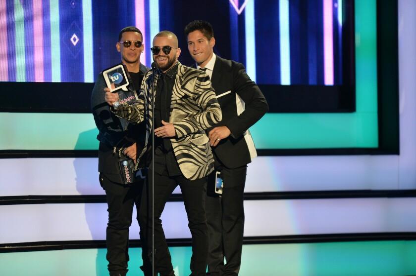 Chino y Nacho and Daddy Yankee