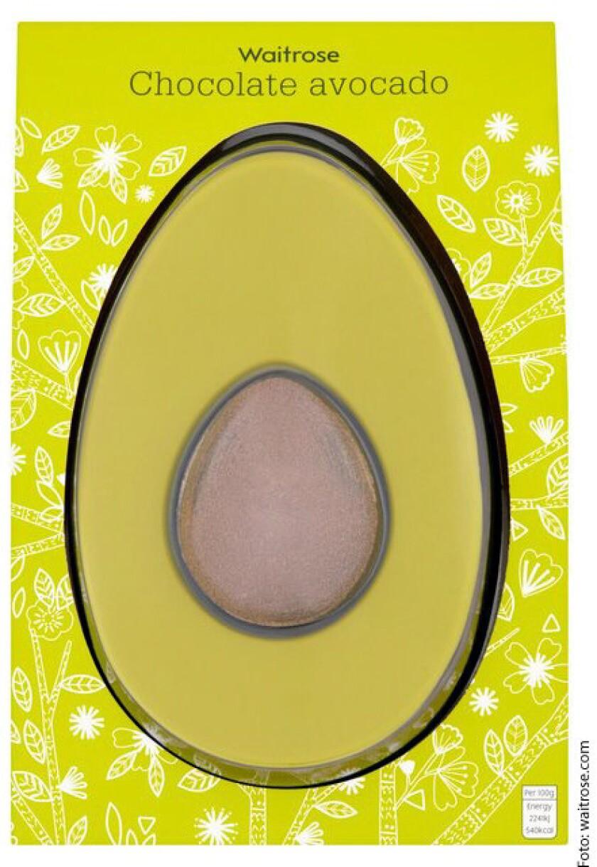 En esta Pascua puede ser que los pequeños no sólo hallen los típicos huevos de chocolate y/o rellenos de dulces que esconde el conejo. El aguacate logró infiltrarse a esta celebración religiosa.