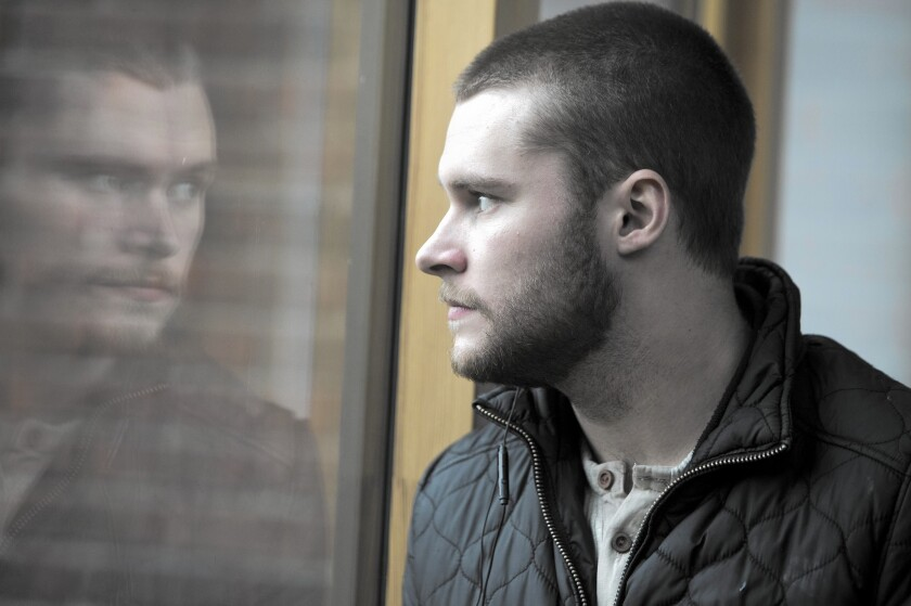 """Jack Reynor stars as a young Dublin cab driver trying to keep his family together in """"Glassland."""""""