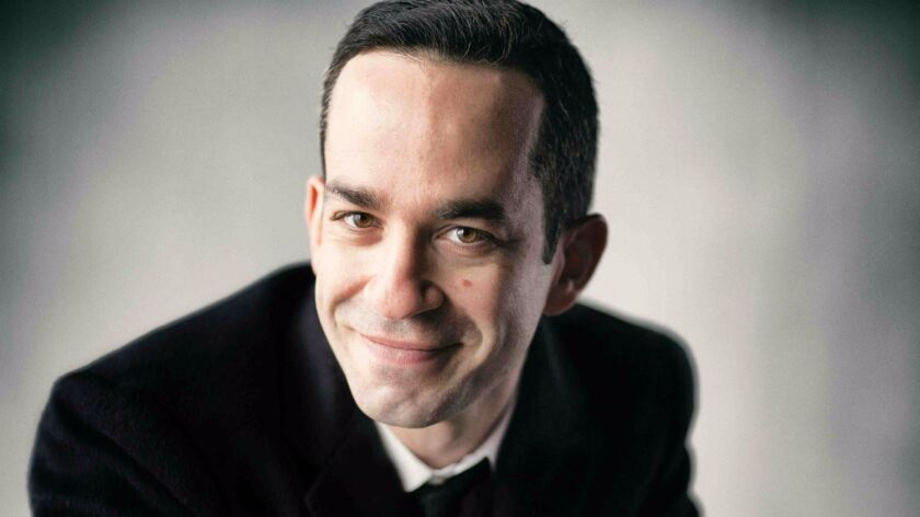 Pianist Inon Barnatan will perform in three SummerFest concerts this year.