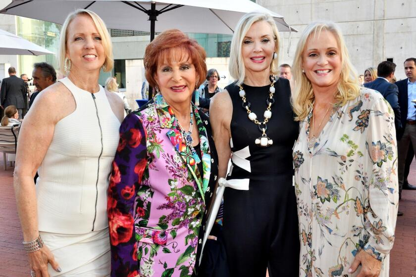 Sheryl White, Iris Strauss, Karen Cohn, Lise Wilson