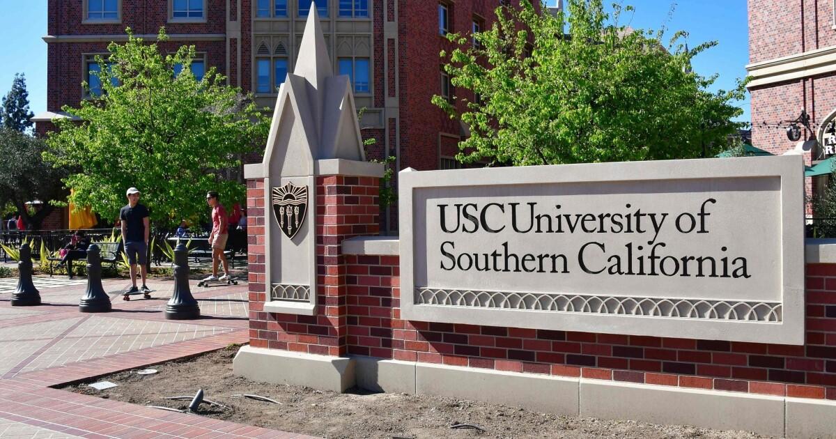 Να πάρει σε USC αυτό το φθινόπωρο μόλις έγινε ευκολότερη ανάμεσα coronavirus αβεβαιότητα