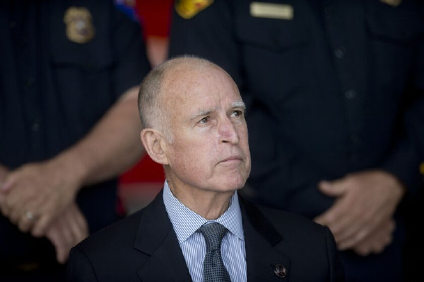 Gov. Jerry Brown is scheduled to release his revised budget proposal at 10 a.m. Tuesday.