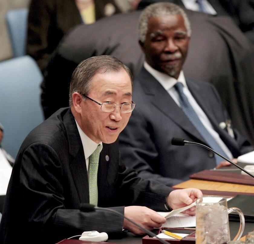 La ONU llamó hoy a terminar con el estigma y la exclusión social que sufren las personas con sida y a garantizar que todo el mundo tenga acceso a tratamientos, a fin de eliminar definitivamente esta epidemia para 2030. EFE/ARCHIVO