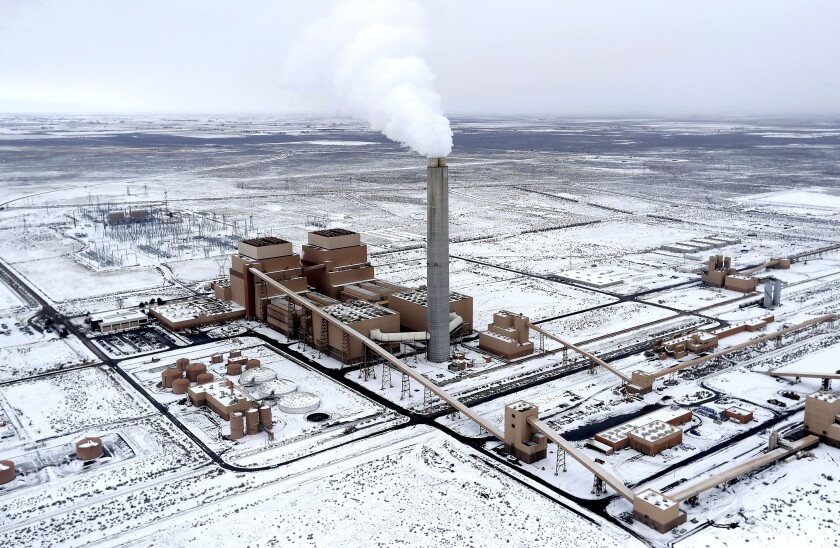 Intermountain Power Plant