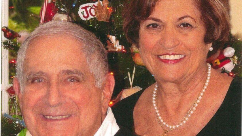 Jack and Bernice Shaheen