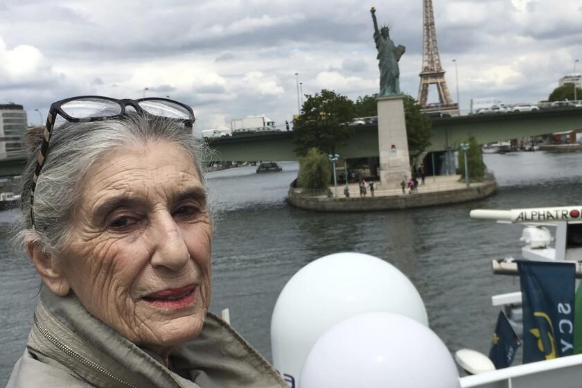 Virus Outbreak Holocaust Survivors
