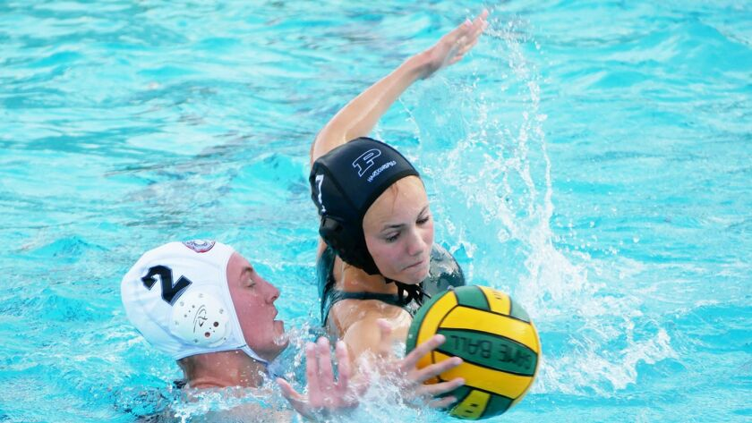 Poway's Grace Kellerman leads the Titans in scoring and defense. User Upload Caption: Grace Kellerm