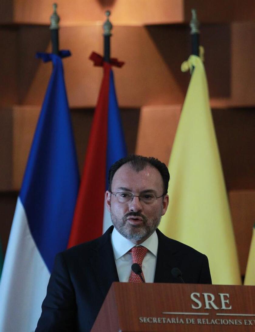 """México expresa su """"más enérgica condena"""" al atentado terrorista en Egipto"""