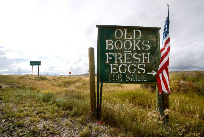 Booksellers write new chapter in Wyoming