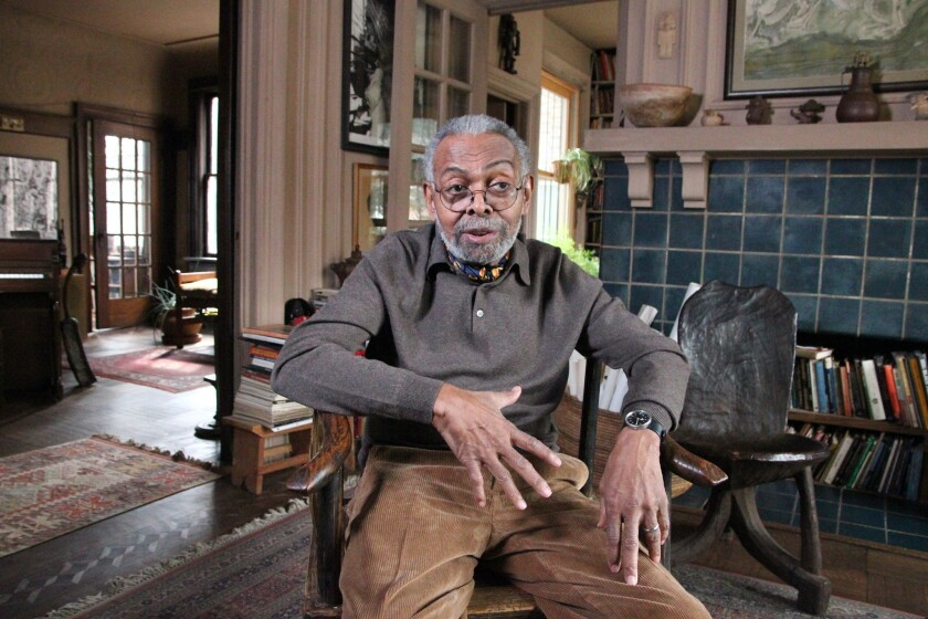 Amiri Baraka, an American writer of poetry, drama, fiction, essays and music criticism, died on January 9 at age 79.