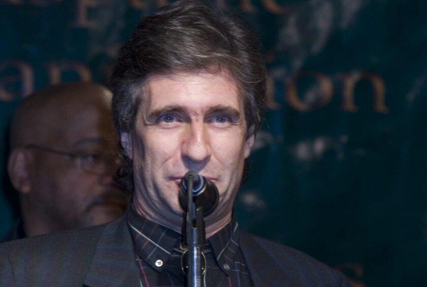 El director de orígen español Angel Gíl Orrios. EFE/Archivo