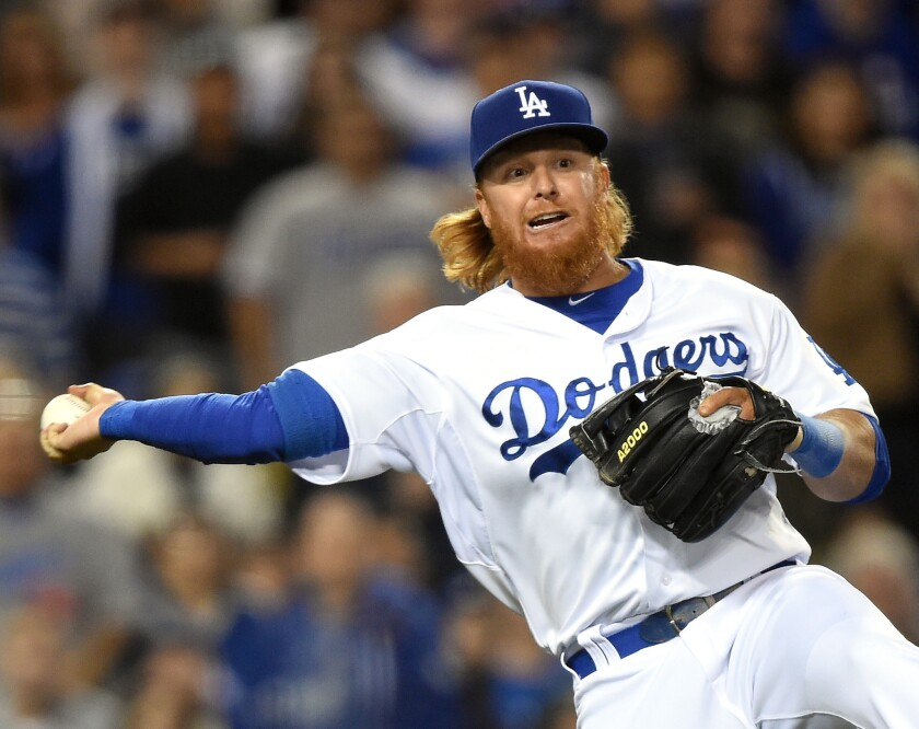 Justin Turner has started 13 of 20 games this month,