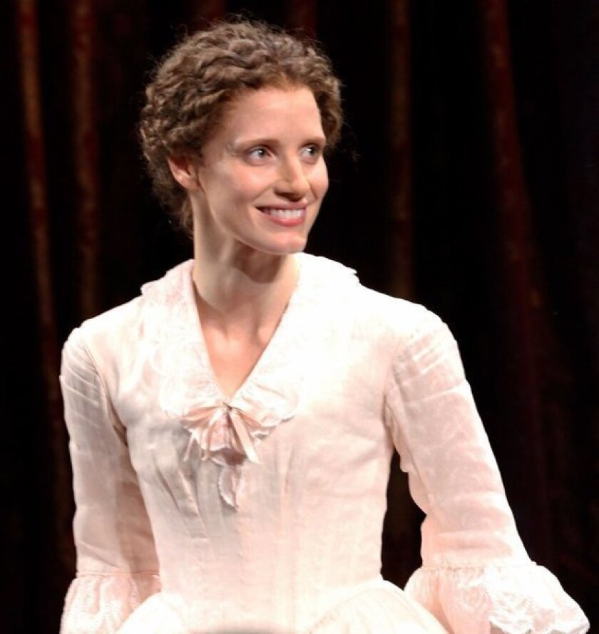 Jessica Chastain's 'The Heiress' on Broadway: What did critics think?