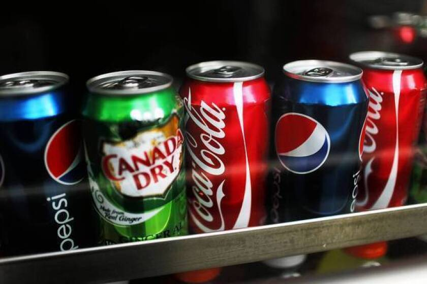 The petition follows recent actions by health advocates to curb the consumption of sugary drinks because of concerns about obesity.