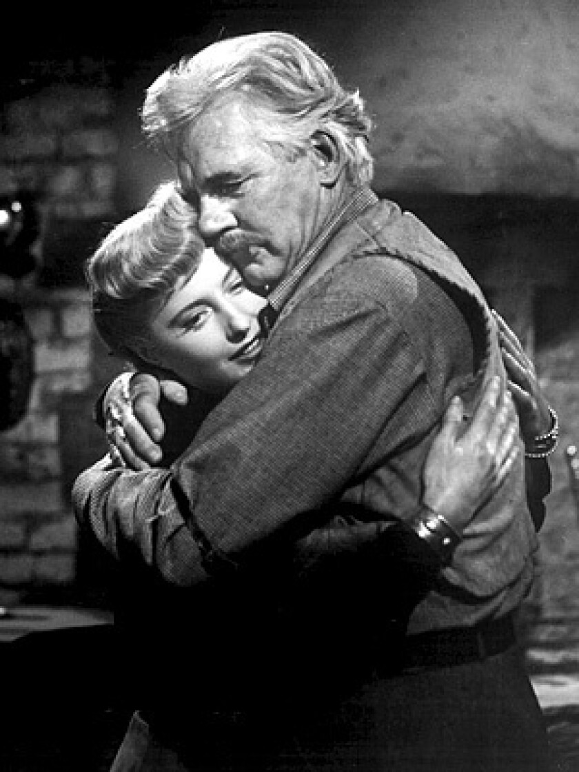 Family, Barbara Stanwyck, Walter Huston