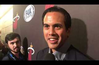 Erik Spoelstra on Heat's level of urgency against Mavericks