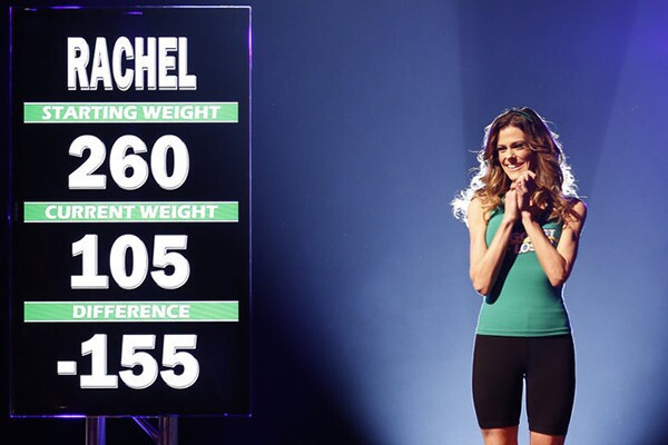 Los Angeles resident Rachel Frederickson, 24, won the $250,000 grand prize on NBC's reality weight-loss show.