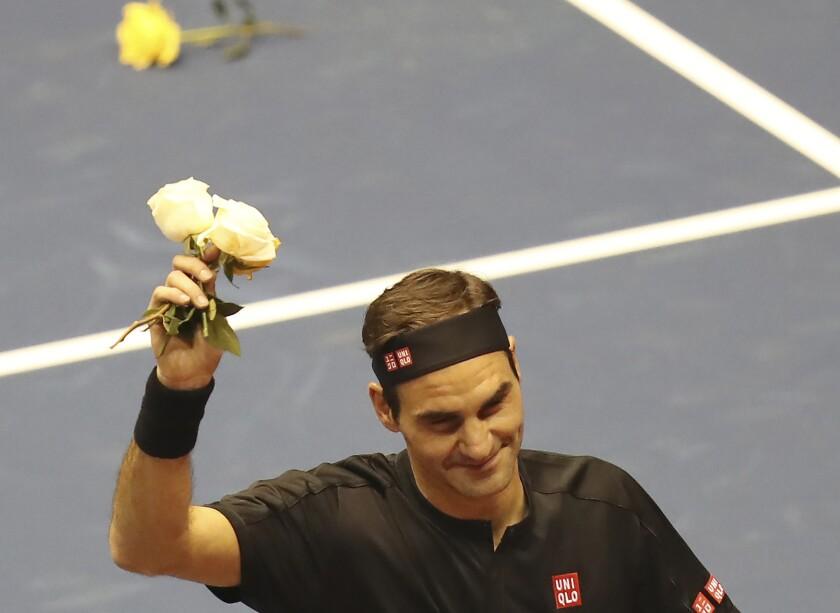 Ecuador Tennis Federer
