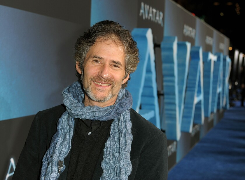 """Composer James Horner at the """"Avatar"""" premiere in Hollywood on Dec. 16, 2009."""